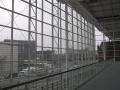 Fassade Messe Hamburg