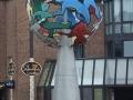 Kreiselkunst Völkerball Greven