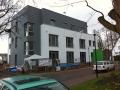 Wohn- und Geschätsgebäude, Mettingen, in Holzrahmenbauweise